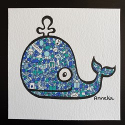 La petite baleine bleue