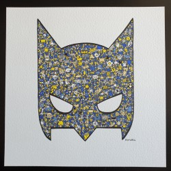 Le masque de Batman