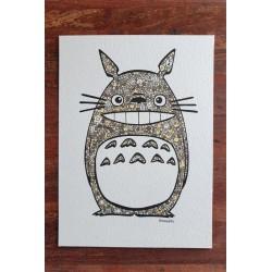 Totoro 13x18cm